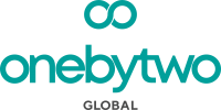 onebytwo global Logo